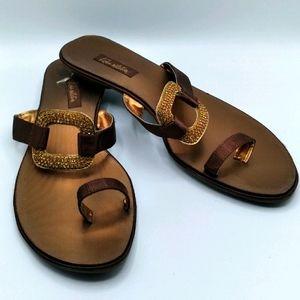 Kala Niketan sandals